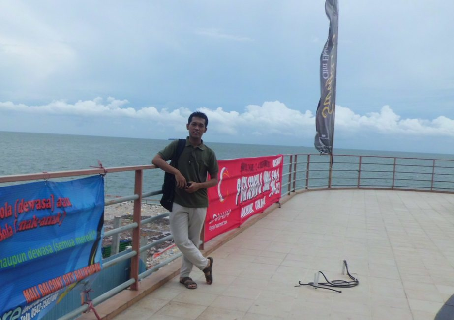 Balcony Wisata Belanja Balikpapan Refaridwan S Blog